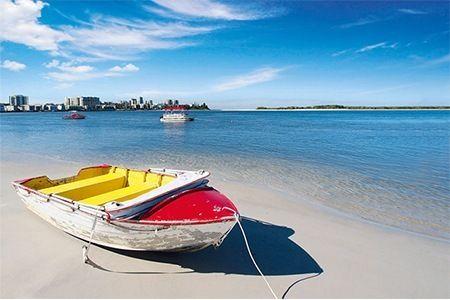Caloundra, QLD Beach Escape