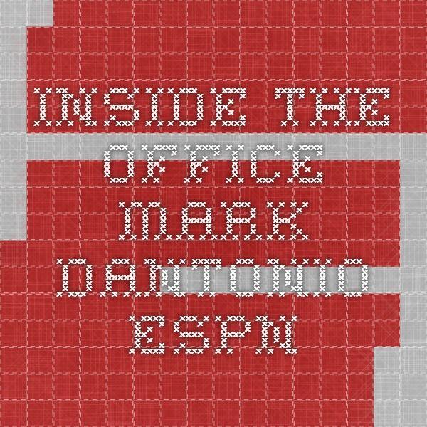 Inside the Office - Mark Dantonio - ESPN