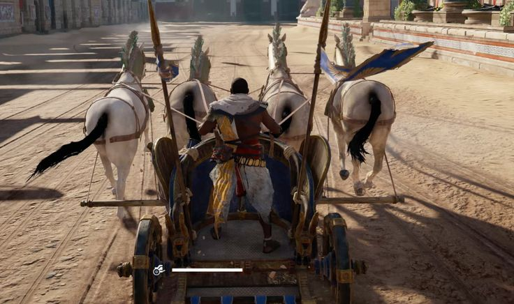 Assassin's Creed: Origins - Chariot Racing We enter ourselves into a chariot tournament in Assassin's Creed: Origins! October 26 2017 at 10:07PM  https://www.youtube.com/user/ScottDogGaming