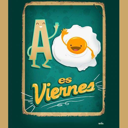 Viernes! - Happy drawings :)