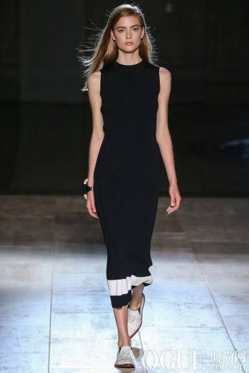 Victoria Beckham2015年春夏高级成衣时装秀发布图片470931