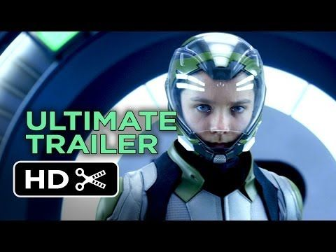 Movieclips Original: Ultimate Ender's Game Trailer!