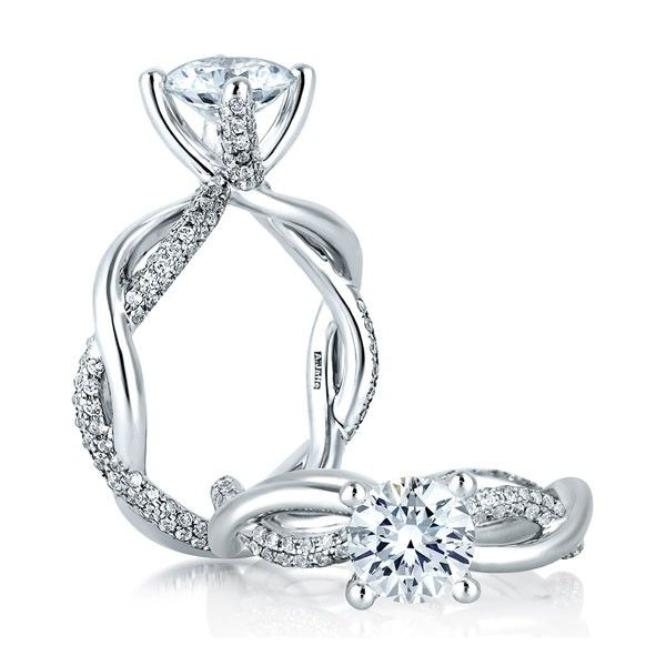 47 best images about A Jaffe Engagement Rings on Pinterest