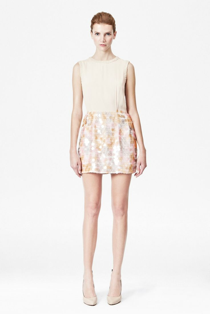 Shimmy Sequin Dress - Sale - French Connection