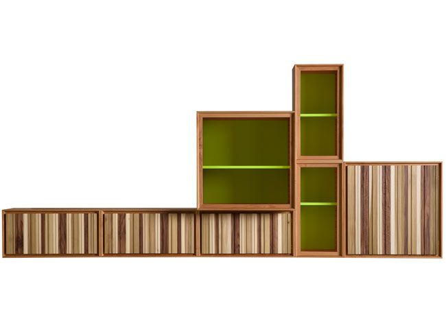 Zero wall unit. design by MAAM