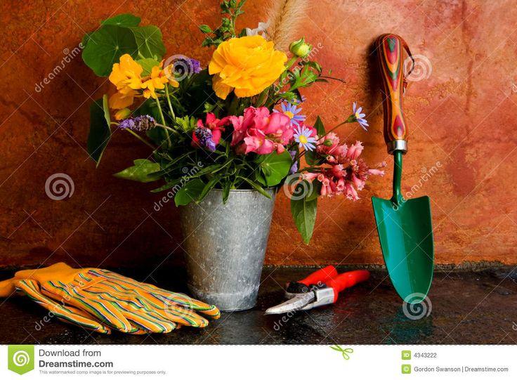 Art Clip Gardening Garden Tools -- Visit the image link more details.