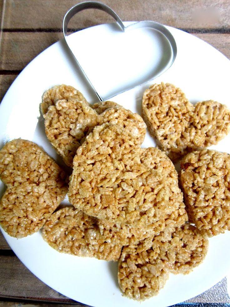 Galletas de cereal de arroz soplado!! | #Artividades