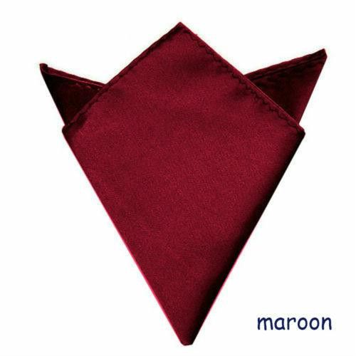 Hanky Silk Pocket Square Hankerchief