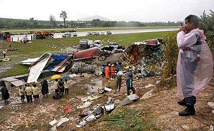 December 2, 1998. Swissair Flight 111 left JFK international airport in NY heading for Geneva Switzerland. It crashed into the Atlantic Ocean killing all 229 on board.