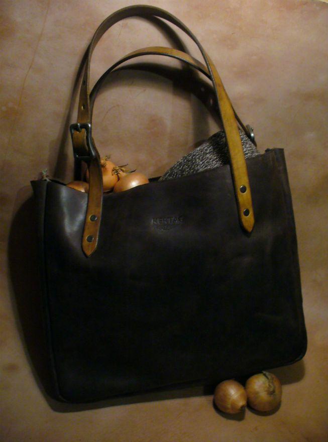 handmade-KERTAG®- STREET NATURE light bag