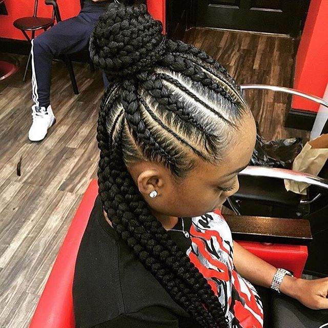 how to style s curly hair receeding hair line frm braids beautiful coily hair 1141