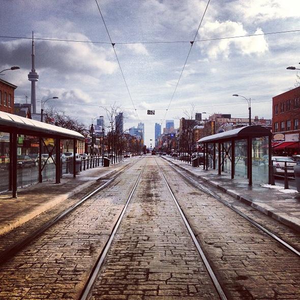 Spadina Toronto