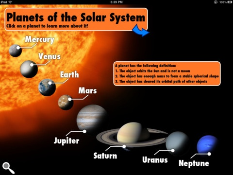 solar system discovery education - photo #8