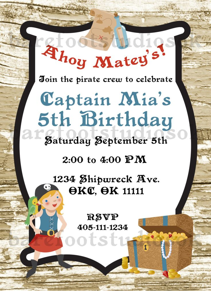 125 best Party Invitation Ideas images on Pinterest | Invitation ...