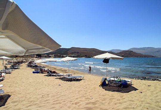 La spiaggia Pentolona di Kastemos