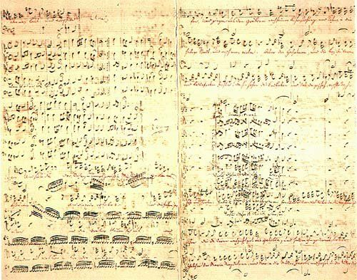 Johann Sebastian Bach BWV 244 - St Matthew Passion - Matthews Passion c.1743-46