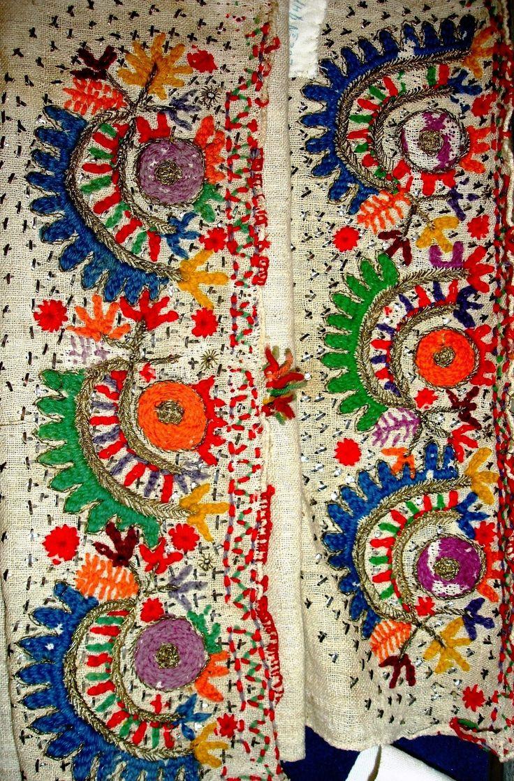 Bulgarian Embroidery