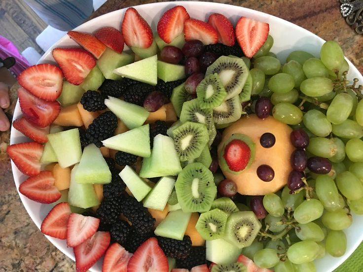 Fruit Arrangements For Baby Shower Trays Ideas Beautiful
