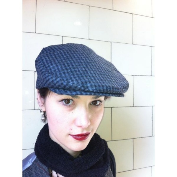 Flat cap from my studio, $78.00, available In all sizes and many colours