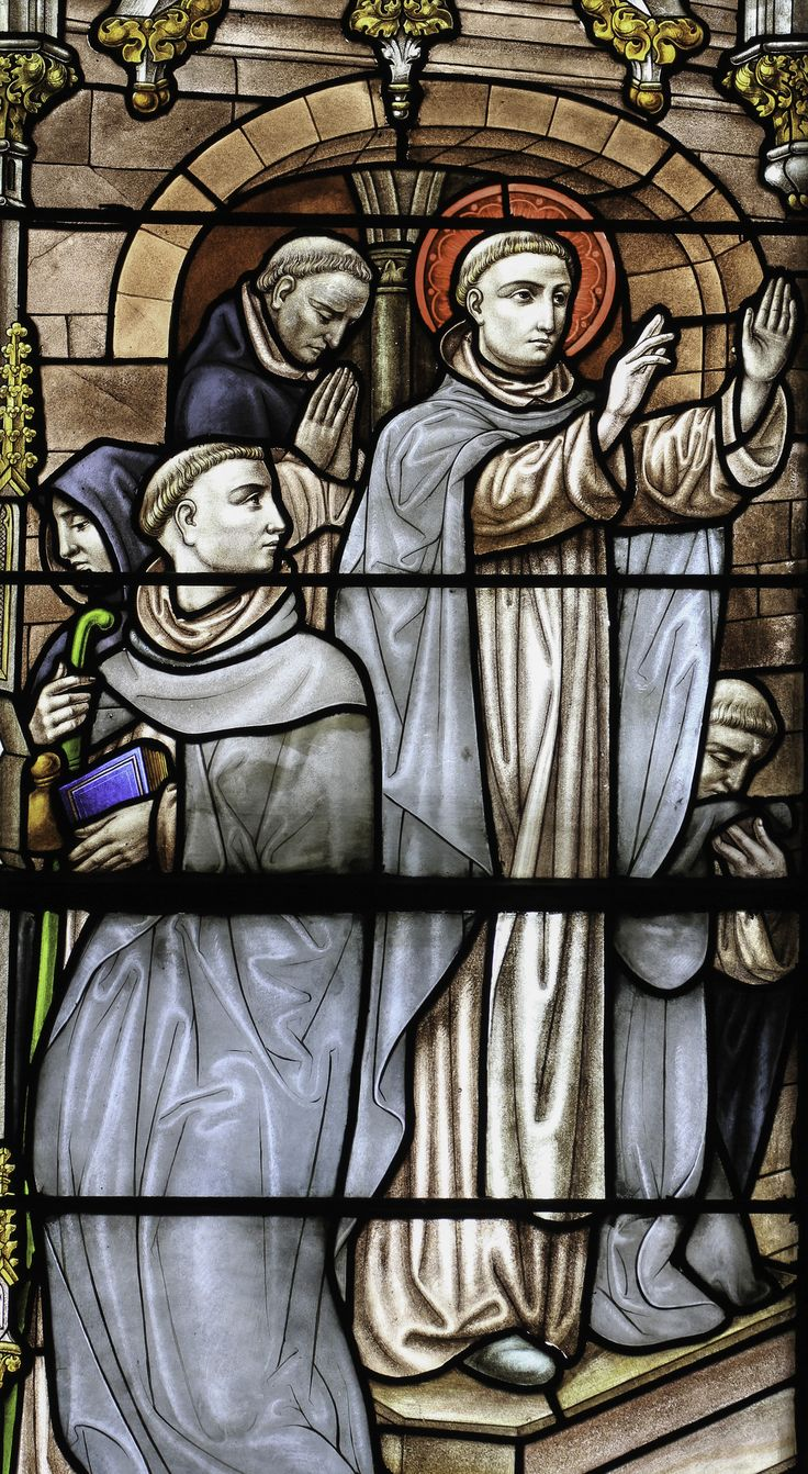 All sizes   St Dominic sends out the Friars   Flickr - Photo Sharing!