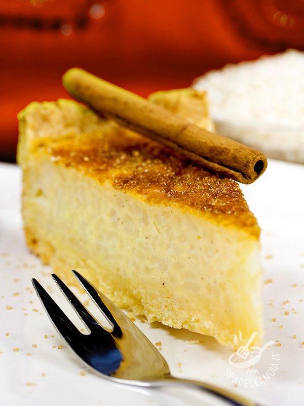 Rice cake gluten-free - La Torta di riso senza glutine ha in sé tutta la bontà del cereale più amato. Leggera e soffice, sarà apprezzata dai grandi ma anche dai bambini!