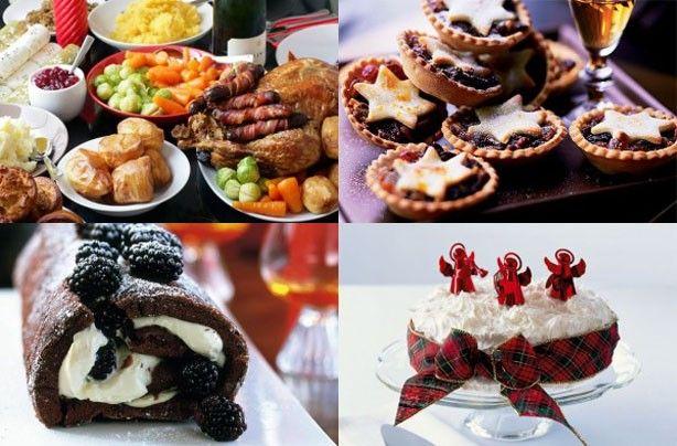 Σας έχουμε φανταστικές ιδέες που θα σας βγάλουν ασπροπροσωπους στο μπουφέ των Χριστουγεννων!      ιδιαίτερες συνταγές για το Χριστουγεννιατικο τραπέζι πατηστε εδω        Χριστουγεννιάτικοι κορμοίπατήστε εδω και δείτε super συνταγες      Χριστουγεννιατικα κέικ πατήστε εδώ και δείτε super συνταγές    Γαλοπούλα Γεμιστή (και
