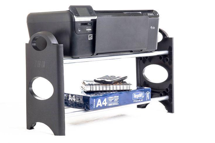 O organizador empilhável da BCF é perfeito para economizar espaço na sua casa. Você pode guardar objetos, sapatos, roupas e até os artigos de escritório.
