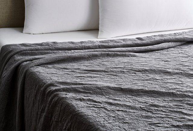 Fill Quilt, Coal - Queen | MATTEO :: $199 | Bedding | Pinterest ... : matteo quilt - Adamdwight.com