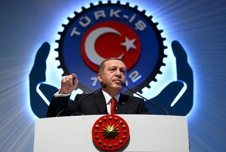 Turkey's Erdogan cites Hitler's Germany as example of presidential system