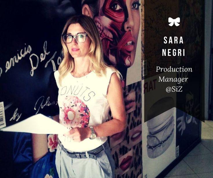 Sara Negri: our beautiful production manager! (scheduled via http://www.tailwindapp.com?utm_source=pinterest&utm_medium=twpin&utm_content=post94024479&utm_campaign=scheduler_attribution)