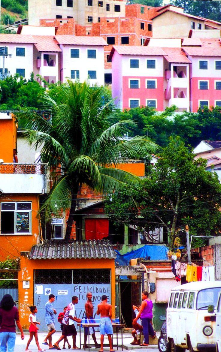 favelas renovadas