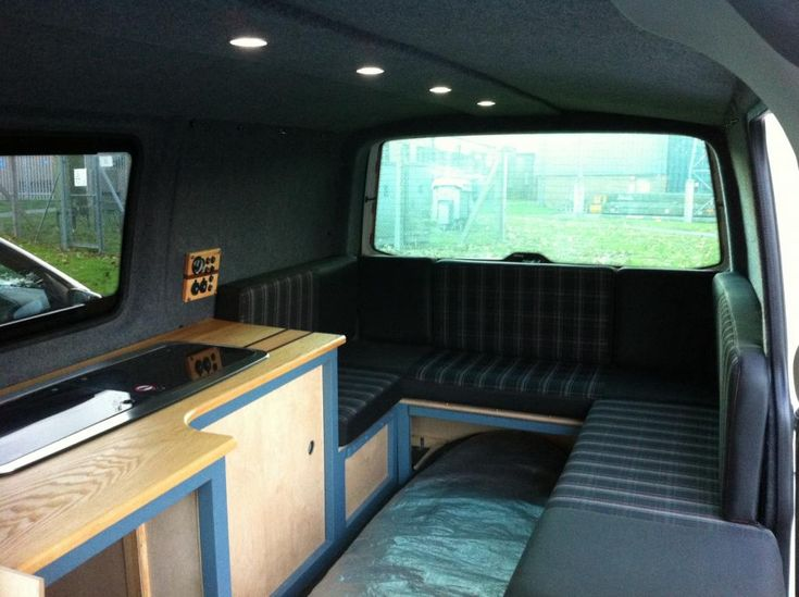 Vw Eurovan Camper >> U shaped seating - Page 2 - VW T4 Forum - VW T5 Forum | VW T2 | Pinterest | Vw t5, Lounges and ...