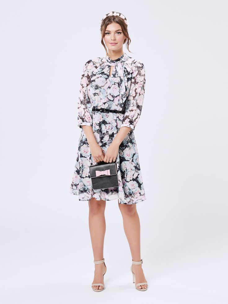 Cloud Nine Dress| Paislee Bag