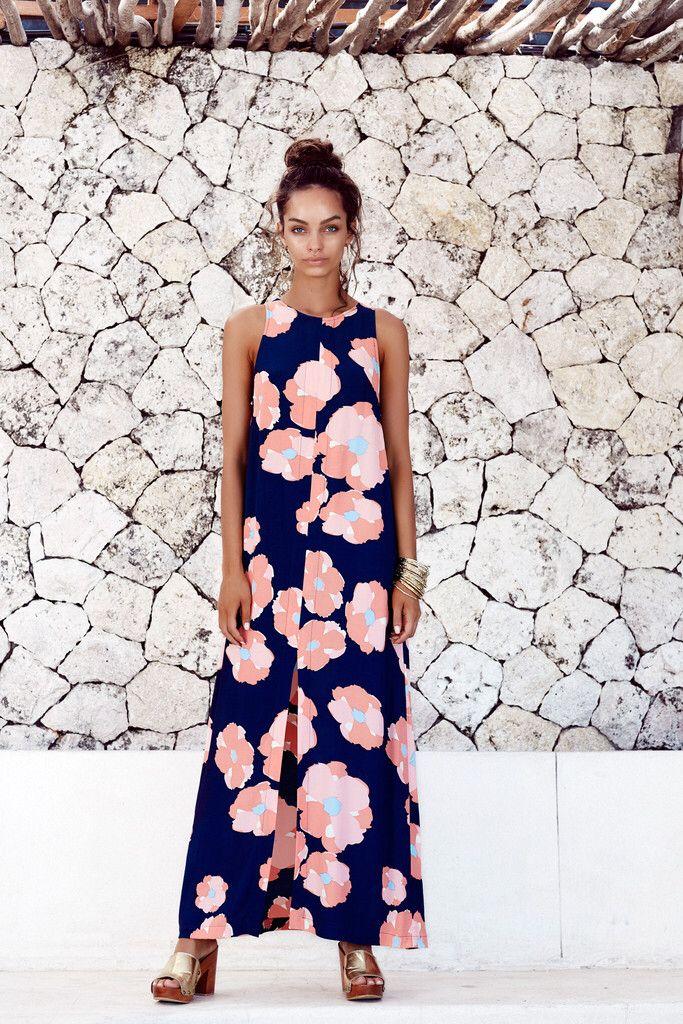 Capri Goldie Dress – Mister Zimi