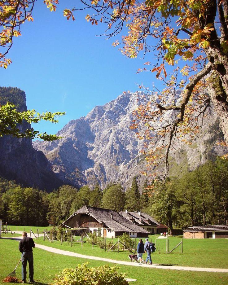 Corinne Marsman (@marsmancorinne) on Instagram Berchtesgadener Land, Bavaria
