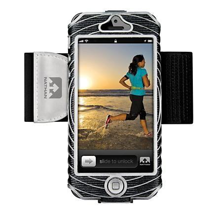 Nathan Sonic Boom Armband iPhone 5 Holders