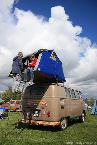 Air-Camping Kombi VW Camper van