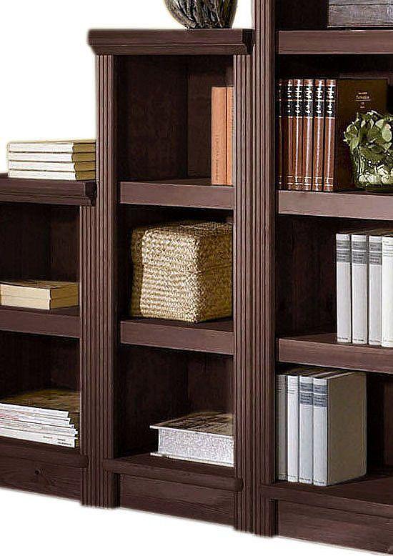 25+ parasta ideaa Pinterestissä Regal massivholz Bücherregal - regale für küche