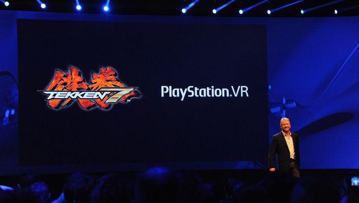 (*** http://BubbleCraze.org - It's fun, it's free and it's wickedly addicting. ***)  Conoce sobre Sorpresa: 'Tekken 7' llegará a PlayStation VR
