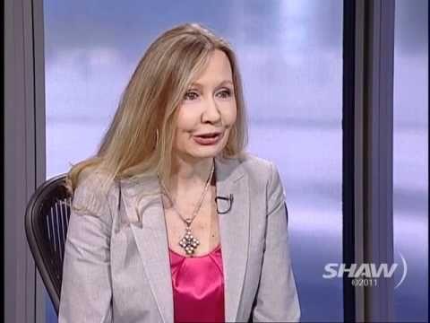 Lorna Vanderhaeghe on Studio 4 with Fanny Kiefer