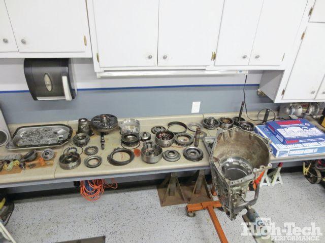 4l80e rebuilt transmission