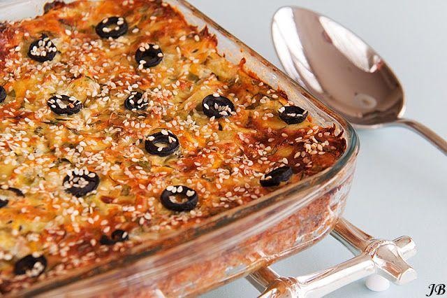 Carolines blog: Firinda sebzeli mücver  (Turkse groente- en fetasc...