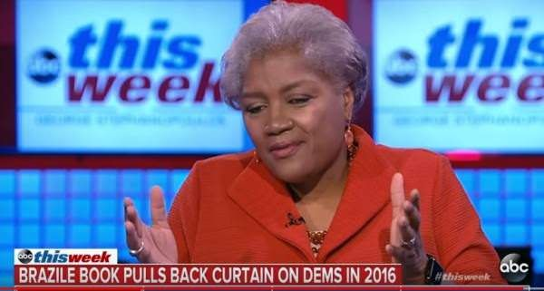 """Donna Brazile: """"They Don't Know What It's Like to Bury a Child. I did – Seth Rich."""" Donna Brazile went on ABC's This Week on Sunday morning to discuss her new snitch book on Hillary Clinton.…"""
