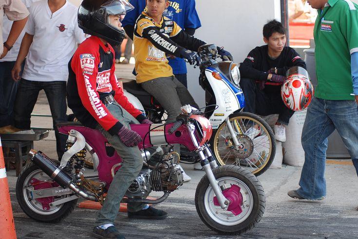 MiNi 4 GaLLeRy - Honda Minibikes Only: Racing Minis