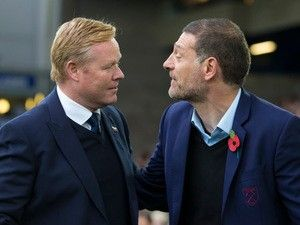 """Slaven Bilic """"really pleased"""" with West Ham United"""
