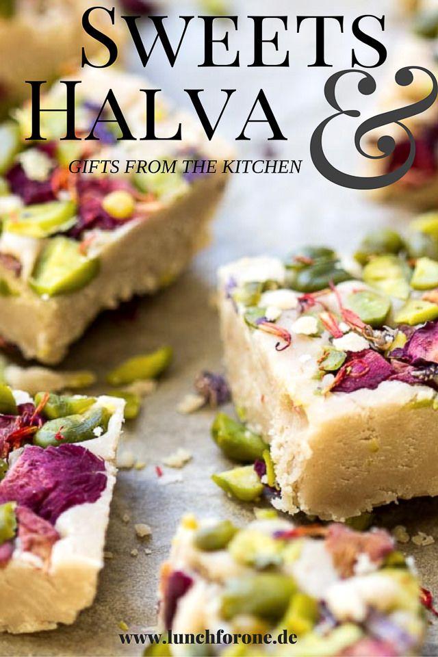 Halva - arabische Süßigkeit