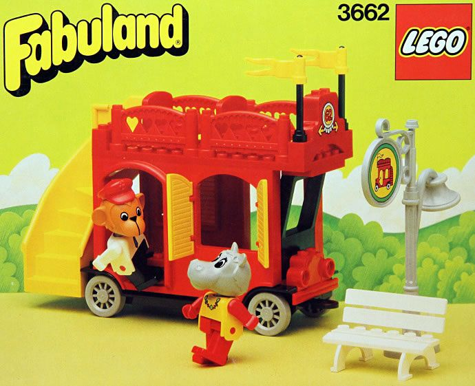 A Fabuland set released in 1987.