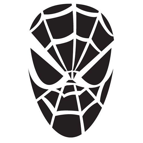 Spiderman Die Cut Vinyl Decal PV1168   Silhouette ...