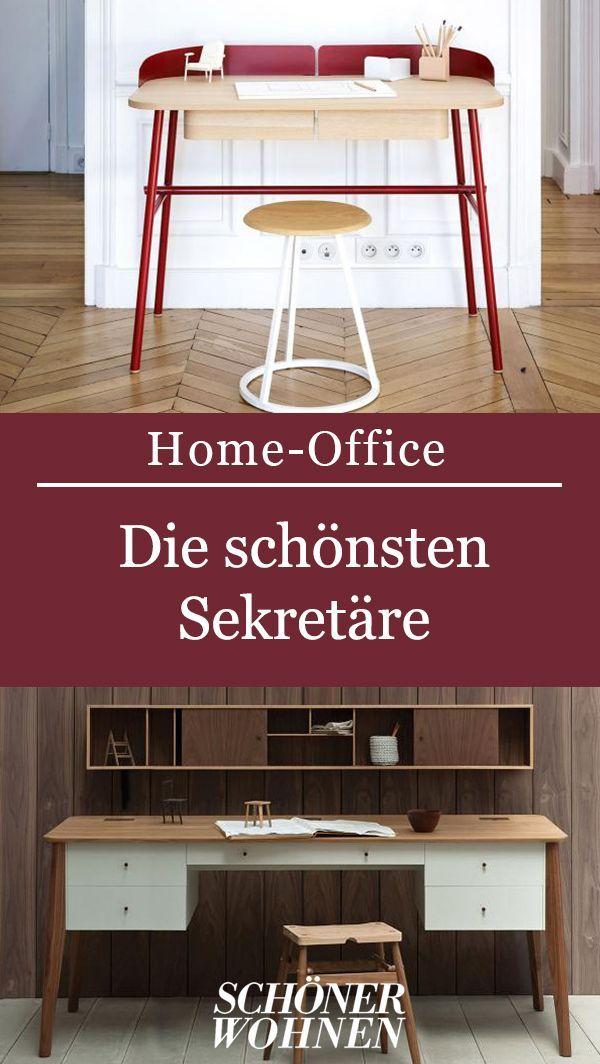 Sekretar Victor Von Harto Design Bild 14 Home Office Einrichten Home Office Und Buro Eingerichtet