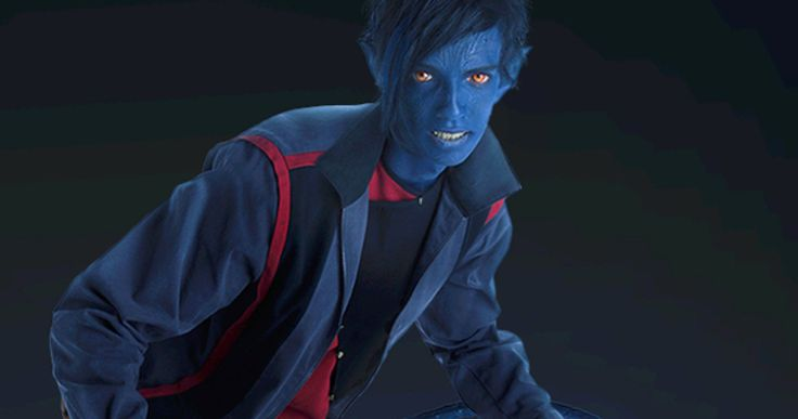Kodi Smit-McPhee as Nightcrawler Revealed in 'X-Men: Apocalypse' -- Director Bryan Singer and 20th Century Fox have revealed the first look at a teenage Nightcrawler as shooting begins on 'X-Men: Apocalypse'. -- http://movieweb.com/x-men-apocalypse-kodi-smit-mcphee-nightcrawler-photo/